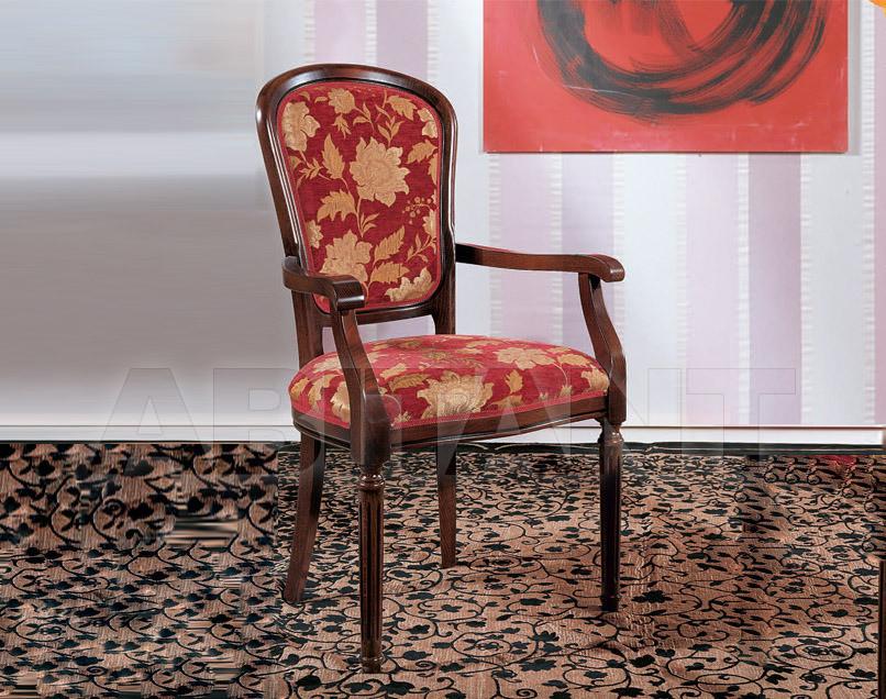 Купить Стул с подлокотниками BS Chairs S.r.l. 2010 3008/A