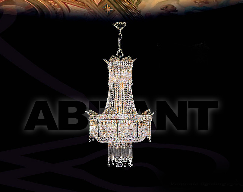 Купить Люстра Valencia Lighting Chandeliers 8707