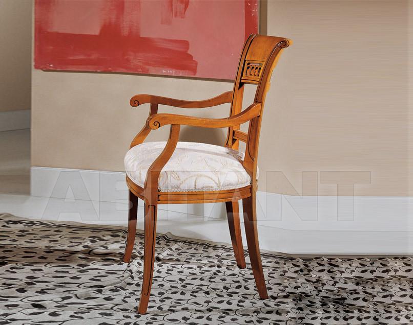 Купить Стул с подлокотниками Bello Sedie 2010 3033/A
