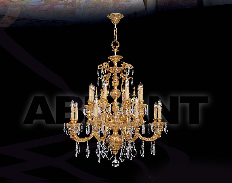 Купить Люстра Valencia Lighting Chandeliers 24525