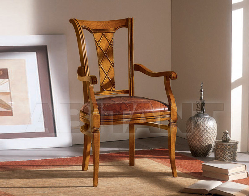 Купить Стул с подлокотниками BS Chairs S.r.l. 2010 3106/A