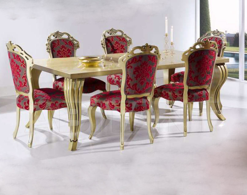 Купить Стол обеденный Bello Sedie 2012 3271/T