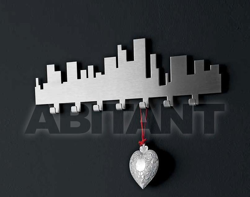 Купить Вешалка настенная Miniforms Novita AP 001