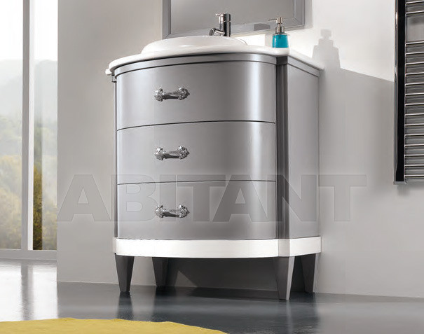 Купить Тумба под раковину Gaia Bathroomcollection BAdecor1LC + MATdecor71EVO