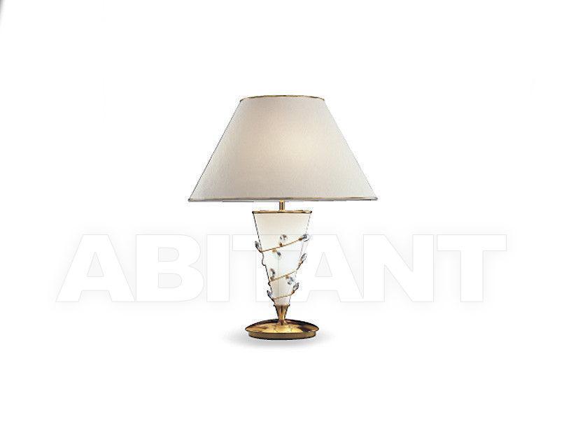 Купить Лампа настольная Prearo Luxury Crystal 1945/L/A 24K-CR