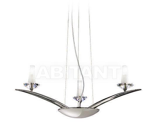 Купить Люстра Prearo Luxury Crystal 2095/3/CR