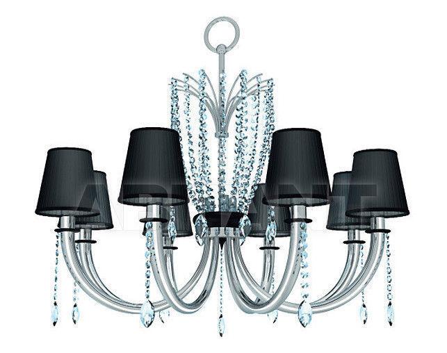 Купить Люстра Prearo Luxury Crystal 2131/8/CRB