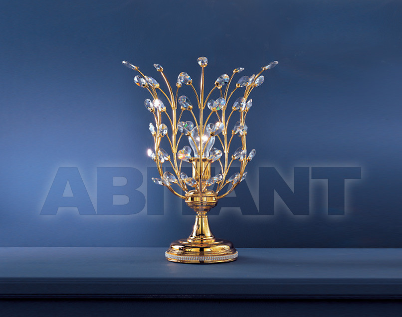 Купить Лампа настольная Prearo Luxury Crystal ARTA/L 24K-CR