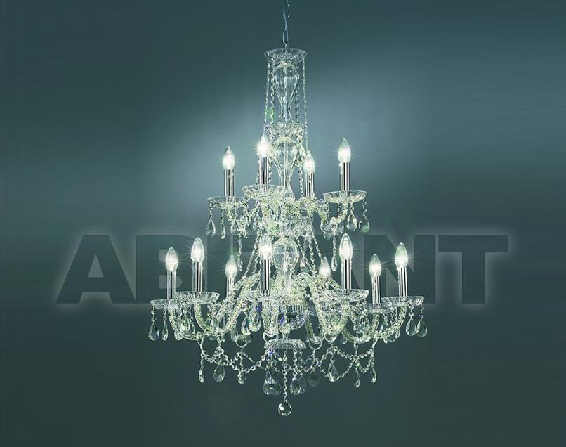 Купить Люстра Rossini Illuminazione Classic 2021-8+4