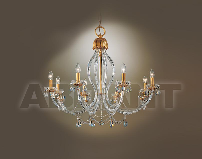 Купить Люстра Prearo Luxury Crystal DENISE/8