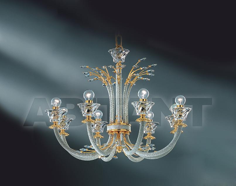 Купить Люстра Prearo Luxury Crystal GALAXY/8 24K-CR