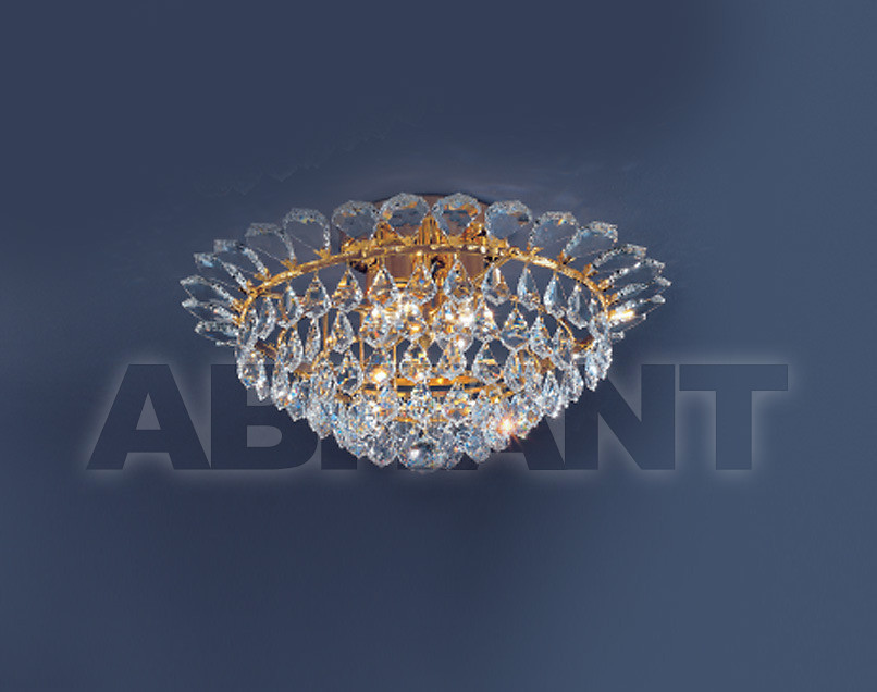 Купить Светильник Prearo Luxury Crystal REGINA/50/PL 24K-CR