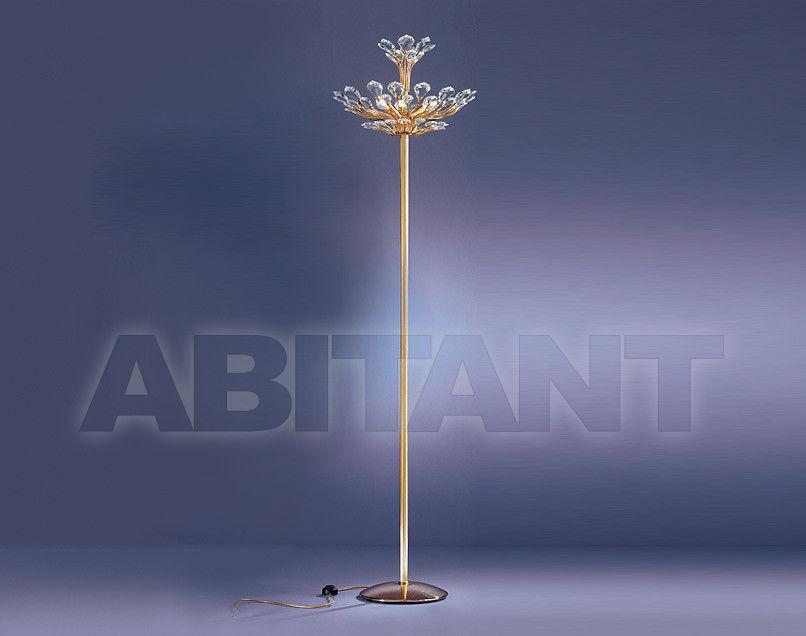 Купить Лампа напольная Prearo Luxury Crystal REGINA/T 24K-CR