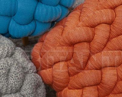 Табуретка Knitted