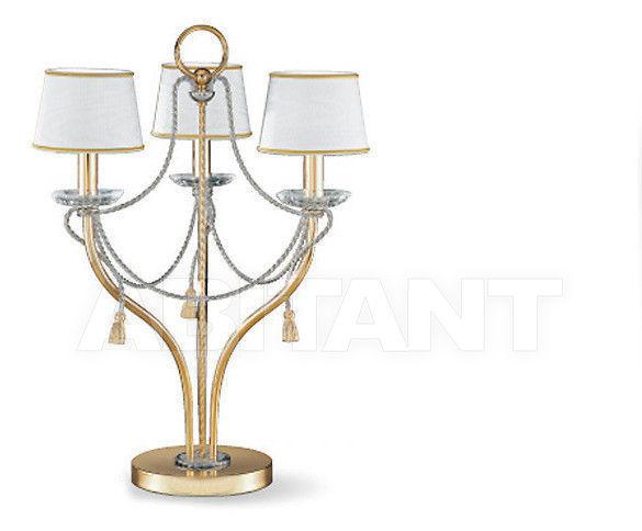 Купить Лампа настольная Prearo I Tradizionali 2037/3/L/CP