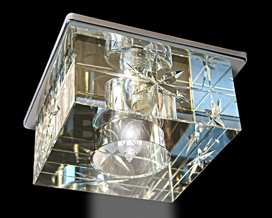 Купить Встраиваемый светильник Gumarcris  Crystal Spot Lights 2054CR