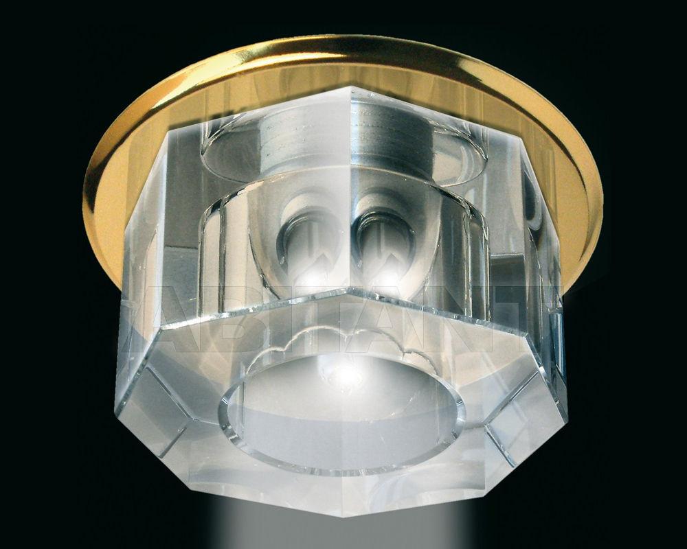 Купить Встраиваемый светильник Gumarcris  Crystal Spot Lights 1468OR