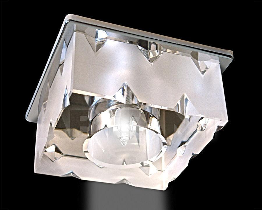 Купить Встраиваемый светильник Gumarcris  Crystal Spot Lights 2060CR