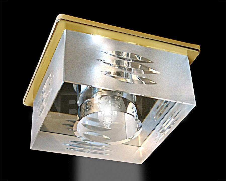 Купить Встраиваемый светильник Gumarcris  Crystal Spot Lights 2065OR