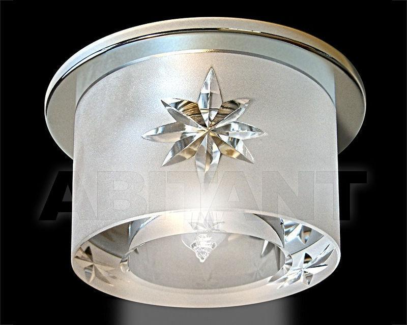Купить Встраиваемый светильник Gumarcris  Crystal Spot Lights 2072 CR