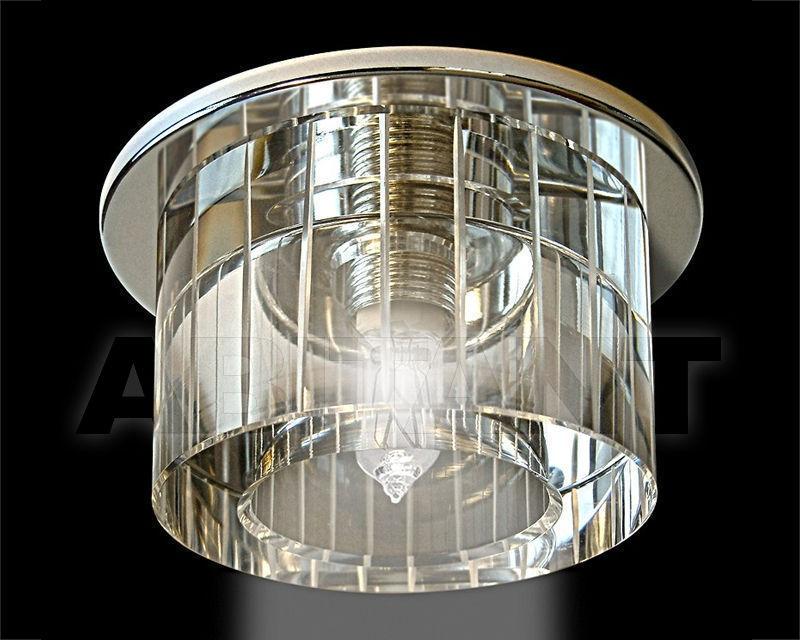 Купить Встраиваемый светильник Gumarcris  Crystal Spot Lights 2078 CR