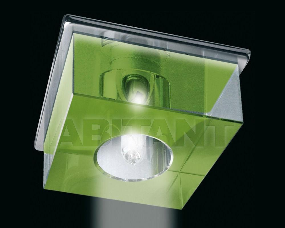 Купить Встраиваемый светильник Gumarcris  Crystal Spot Lights 1451CR