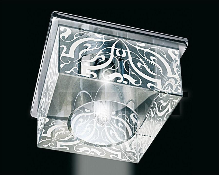 Купить Встраиваемый светильник Gumarcris  Crystal Spot Lights 1640CR