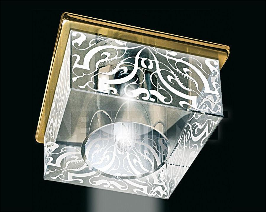Купить Встраиваемый светильник Gumarcris  Crystal Spot Lights 1641OR