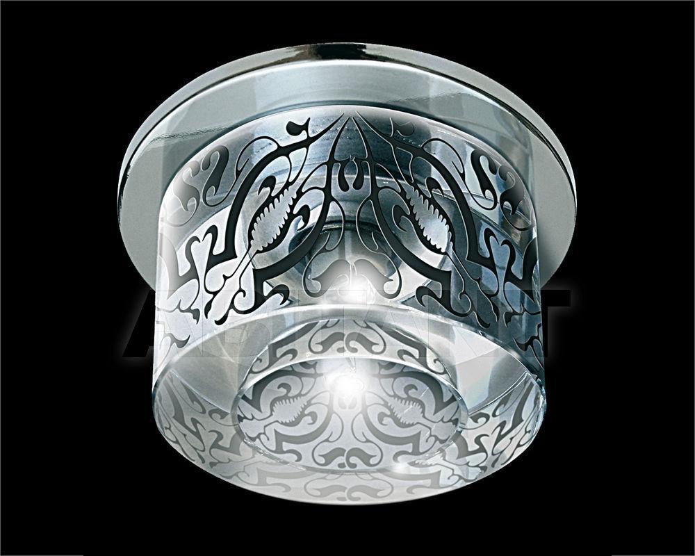Купить Встраиваемый светильник Gumarcris  Crystal Spot Lights 1652CR