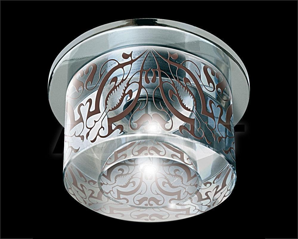 Купить Встраиваемый светильник Gumarcris  Crystal Spot Lights 1654CR