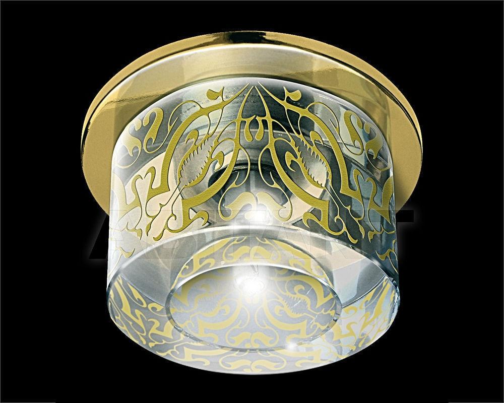 Купить Встраиваемый светильник Gumarcris  Crystal Spot Lights 1653OR