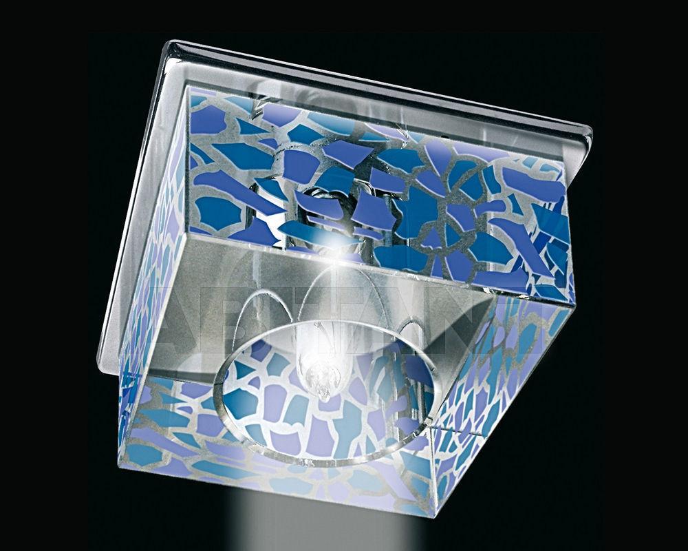 Купить Встраиваемый светильник Gumarcris  Crystal Spot Lights 1632CR