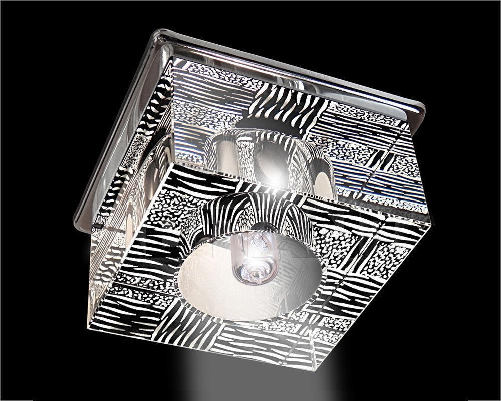 Купить Встраиваемый светильник Gumarcris  Crystal Spot Lights 2140CR