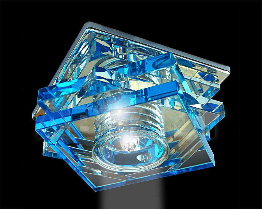 Купить Встраиваемый светильник Gumarcris  Crystal Spot Lights 1666CR
