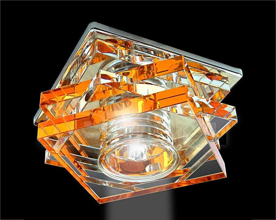 Купить Встраиваемый светильник Gumarcris  Crystal Spot Lights 1669CR