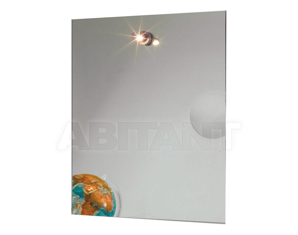 Купить Зеркало настенное Bonomi (+Aghifug) Industrie Senesi Srl Moon