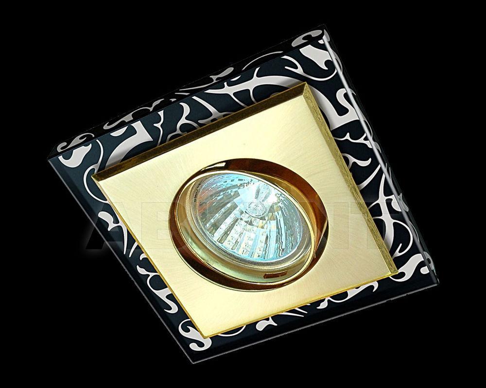 Купить Встраиваемый светильник Gumarcris  Decorated Crystal 1802NE
