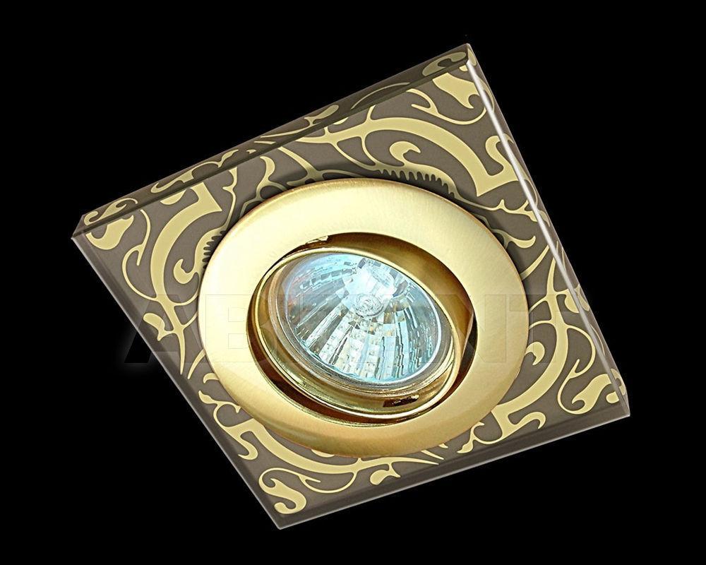 Купить Встраиваемый светильник Gumarcris  Decorated Crystal 1774MA