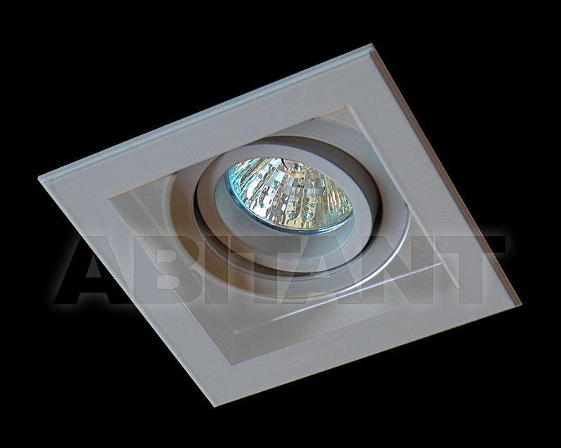 Купить Встраиваемый светильник Gumarcris  Metallic 407GRI