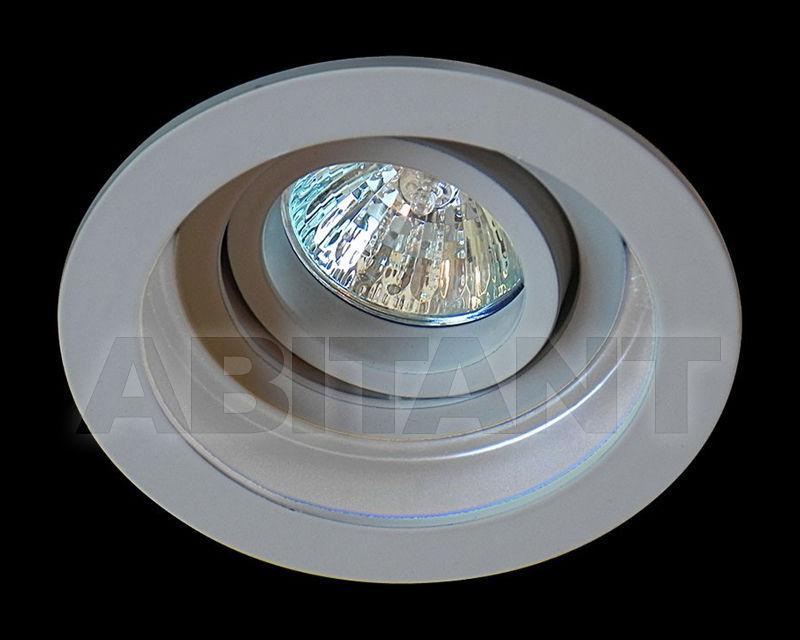Купить Встраиваемый светильник Gumarcris  Metallic 412GRI