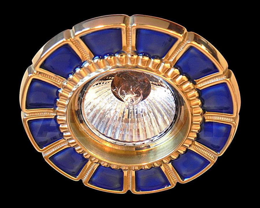 Купить Встраиваемый светильник Gumarcris  Metallic 381AZU