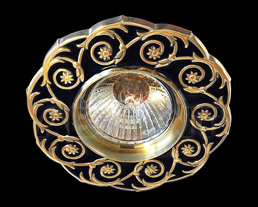 Купить Встраиваемый светильник Gumarcris  Metallic 392NEG