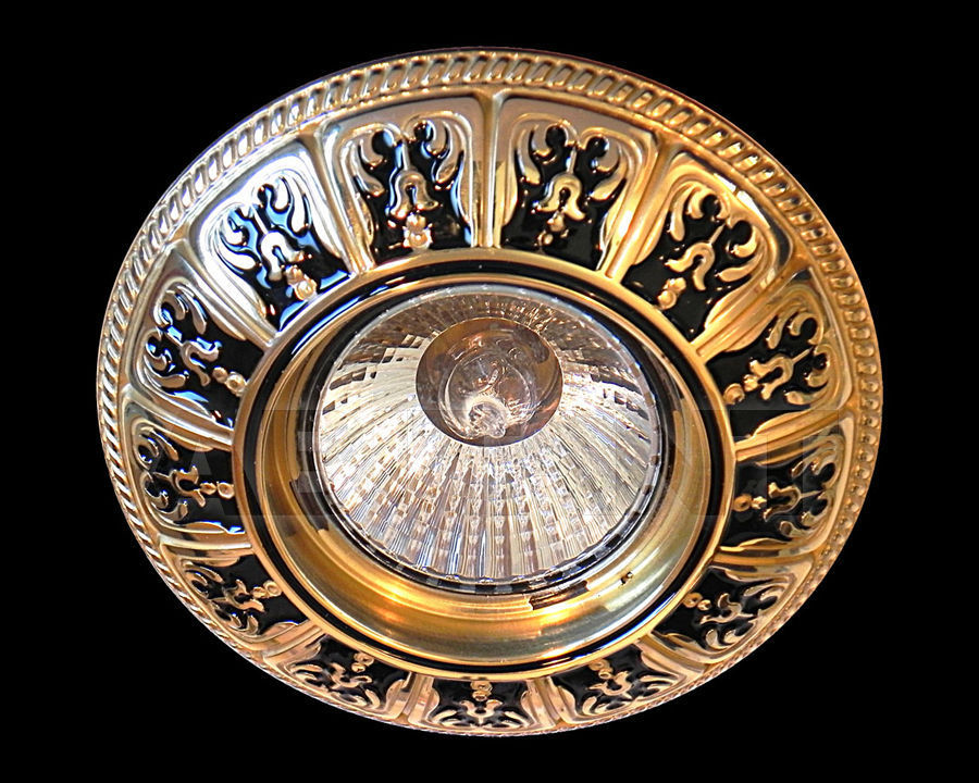 Купить Встраиваемый светильник Gumarcris  Metallic 403NEG
