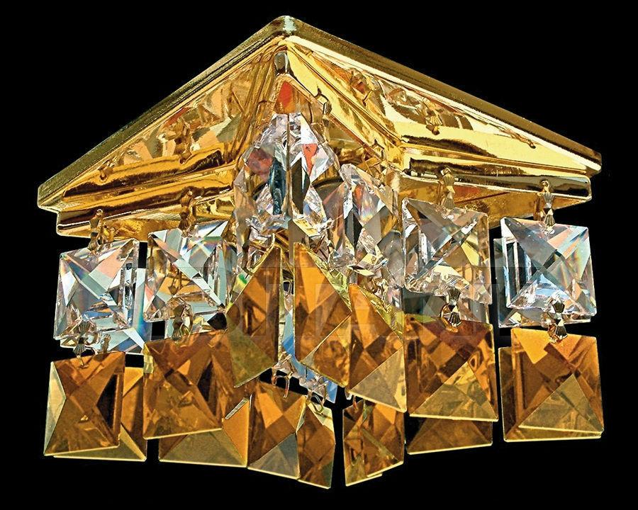 Купить Светильник точечный Gumarcris  Crystal Elements 1563AM