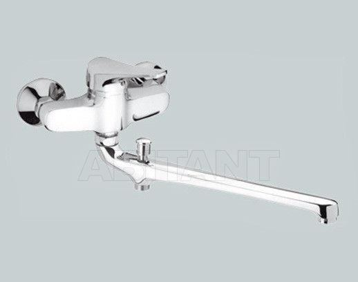 Купить Смеситель для ванны Daniel Rubinetterie Living R6624HCR