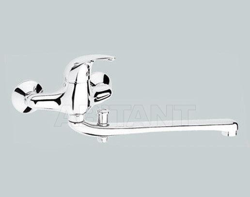 Купить Смеситель для ванны Daniel Rubinetterie Living SA1624HCR