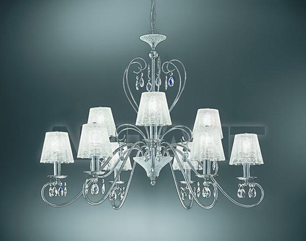 Купить Люстра Rossini Illuminazione Classic 4552-6+3