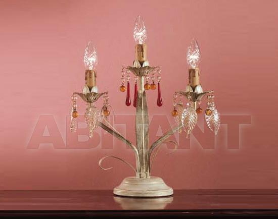 Купить Лампа настольная Dalila Leonardo Luce Italia Interno Decorativo 2402/L3