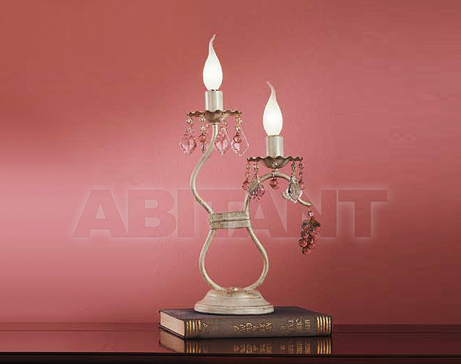Купить Лампа настольная Autunno Leonardo Luce Italia Interno Decorativo 2354/L2