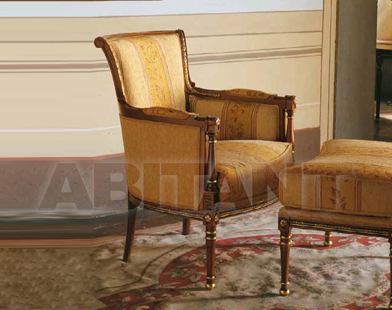 Купить Стул с подлокотниками Ameli Sedie 2007 Art. 206